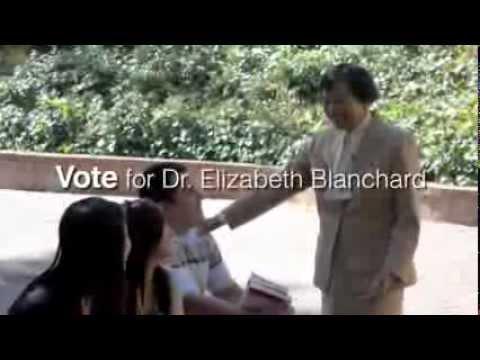Dr. Elizabeth Blanchard for San Joaquin Delta College Board Trustees