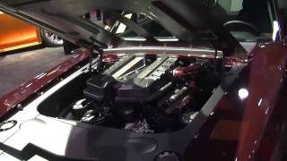 2010 SEMA V8TV Video Coverage: Ring Brothers Dragon 1970 Mustang Feature