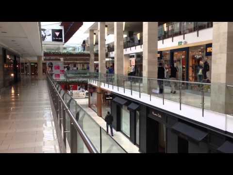 Quicentro shopping center in Quito