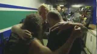 Съёмки фильма Metallica Сквозь Невозможное. 1/11