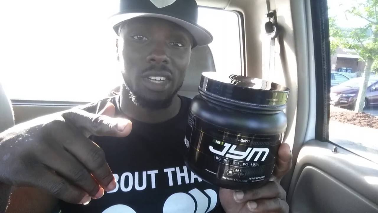 Review Of The Jym Preworkout Supplement Youtube
