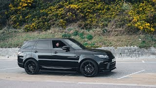 2019 Range Rover Sport Urban Automotive Carbon Fibre Fest!