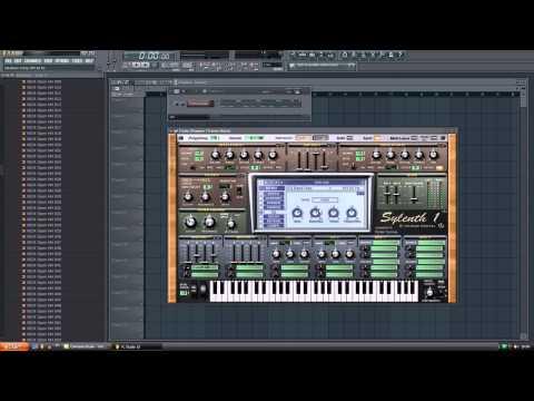 Sylenth1 : Sound Tutorial #15 - Trance Bassline [Deutsch]
