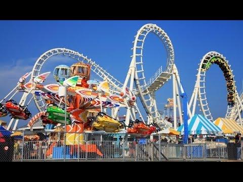 Bahria Town Karachi Theme Park Latest Youtube