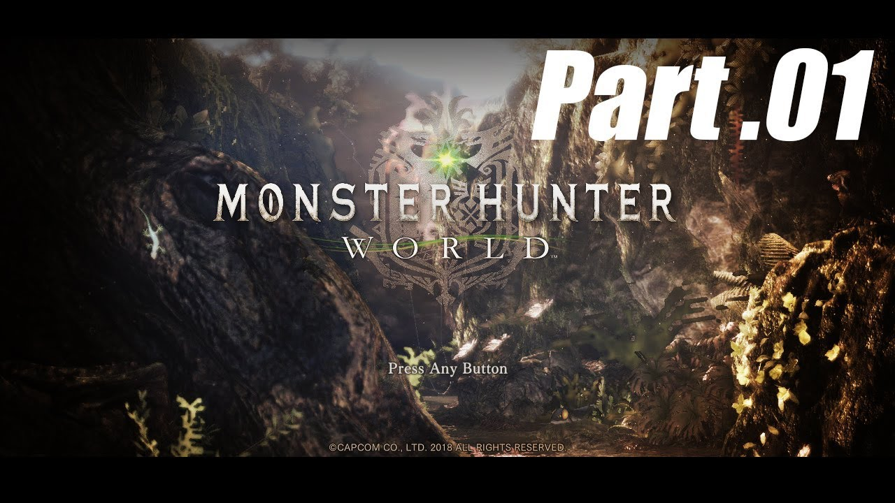 Monster Hunter World - Part 1: PC Failed to connect to session members