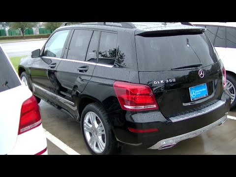 2014 Mercedes Benz GLK350 Interior U0026 Exterior Tour