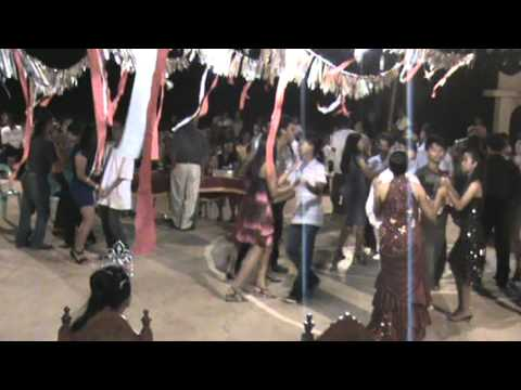 Auditurium Of Buli Fiesta , Cabra Lubang Occ. Mindoro
