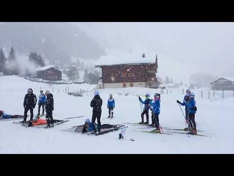 Camp d'hiver 2017 aux Mosses (26-30.12.2017)