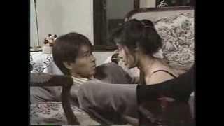 早見優 吉田栄作 キスシーン kiss scene.