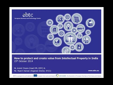 WEBINAR: How to protect and create value from Intellectual Property in India