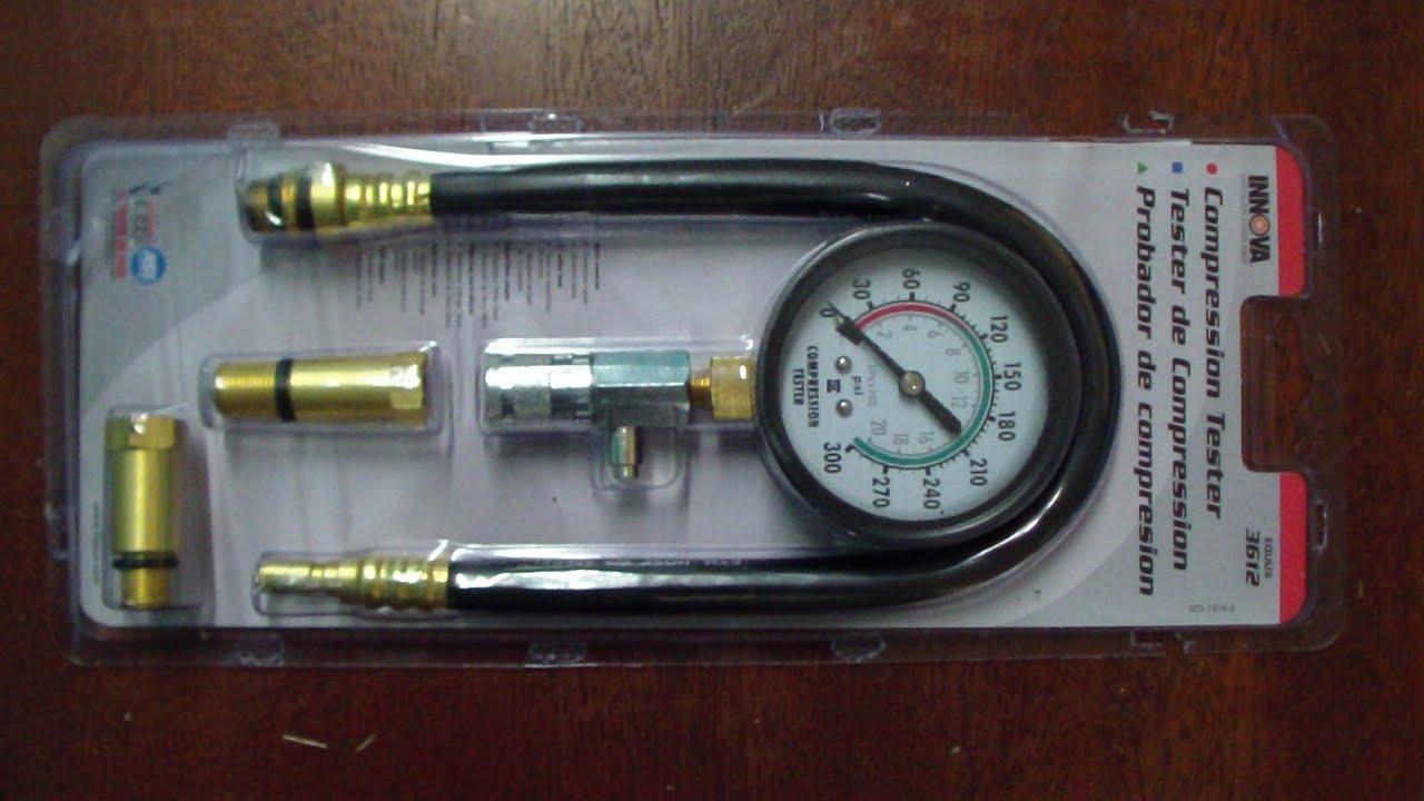 Innova Equus 3612 Compression Tester Review