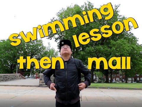 """""""Inquiring for Swimming Lesson & Pasyal sa Mall"""" Vlog #2 Pinoy sa New York"""