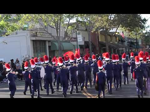 Hogan Middle School - Foothill Band Review - 2018