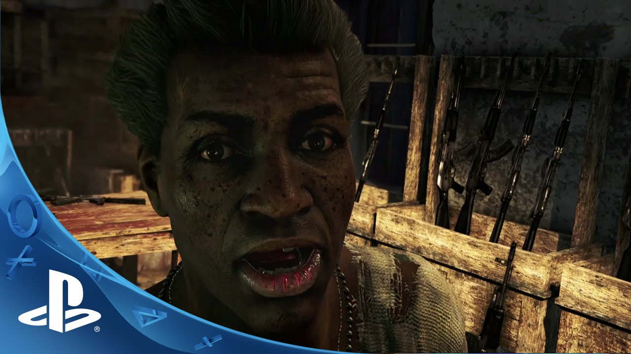 Far Cry 4 Weapons Of Kyrat Trailer Ps4 Ps3 Youtube