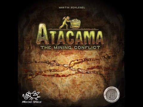 Atacama: The Mining Conflict - видео представяне от BigBoxTyr