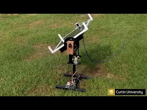 MY434 - Camera Based Solar Tracking System