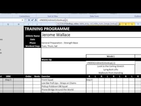 EAF#49 - Make Your Own Strength Template