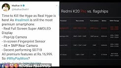 Redmi Addresses Touch Screen Issue On The K20 Pro & India Is Angry About The Launch Of Redmi k20 Pro