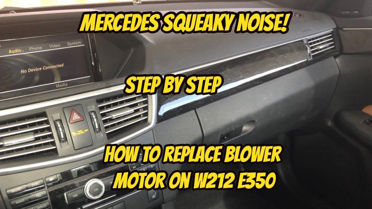 01-07 Mercedes W203 C230 A//C AC Heater Blower Motor Fan Resistor Assembly OEM
