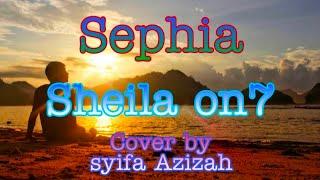 Selamat tidur kekasih gelapku - Sephia (Lyrics) Cover by Syifa Azizah