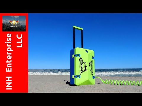 2 Scuba Diving (Above Water Oxygen Tank) Invention Ideas