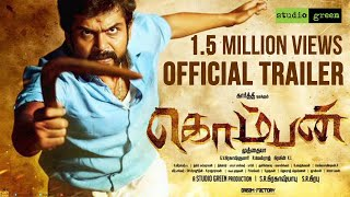 Komban - Official Theatrical Trailer