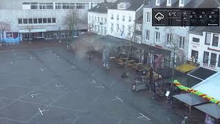 Preview of stream Webcam Sittard Markt