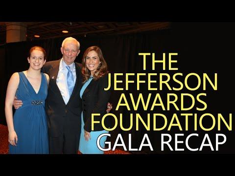 Jabo Monday: The Jefferson Awards Foundation Gala Recap