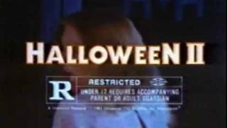 Halloween II (1981) (TV Spot)
