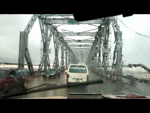 Welcome to River Niger Bridge in Onitsha, Nigeria