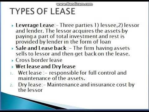 LEASING MGMT OF FINANCIAL SERVICES