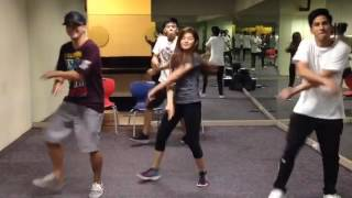 Loisa Andalio JUMPSHOT Challenge with James Daren and Josh Junio