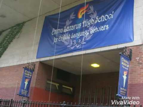 EMMA LAZARUS HIGH SCHOOL Theme song