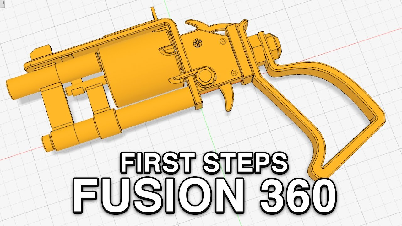 3D Modeling for Cosplay? Try Fusion 360! - KamuiCosplay