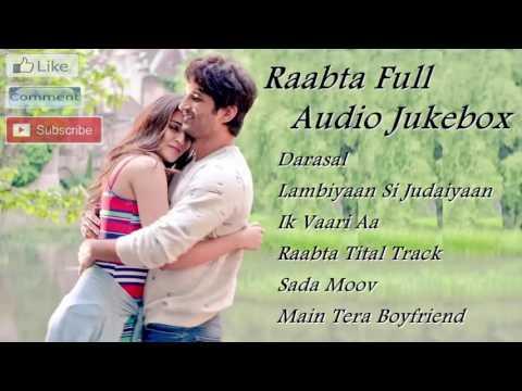 Raabta Full Audio Jukebox | Sushant Singh Rajput | Kriti Senon And Rajkumar Rao |