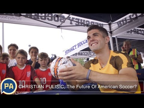 Christian Pulisic, the future of American soccer, returns to Hershey