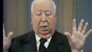 Alfred Hitchcock talks about FOREIGN CORRESPONDENT