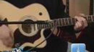 Washburn J28SCEDL Acoustic-electric Guitar Demo