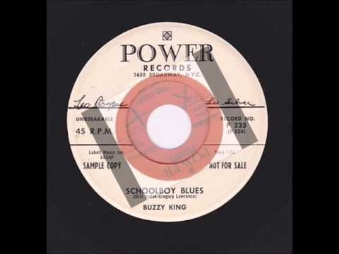 BUZZY KING & GROUP - YOUR PICTURE / SCHOOL BOY