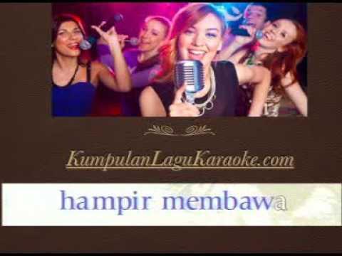 PUTUS PUTUS LAGI - MANSYUR S karaoke dangdut tembang kenangan ( tanpa vokal ) cover