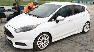 Ford Fiesta SPANKS a Supra!? Holy Underdog!
