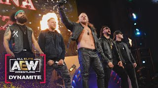 The Inner Circle is Ready for Blood & Guts! Listen to What They Had to Say | AEW Dynamite, 4/21/21