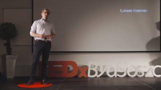 Recepta na innowacje | Łukasz Kosman | TEDxBydgoszczSalon