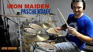 IRON MAIDEN - Paschendale - Drum Cover