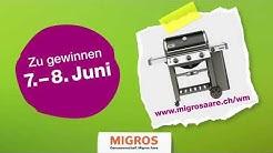 Grosse Migros-Verlosung: Weber Gasgrill