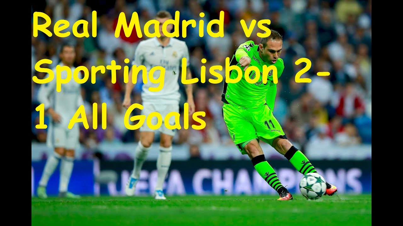 Download Real Madrid vs Sporting Lisbon 2-1 All Goals 14/09/2016 HD