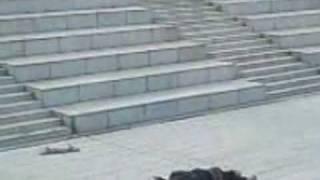18 stairs - Bercy ! Benjamin Botta