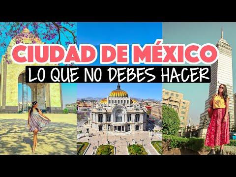 Download Errores al viajar a la Ciudad de México - Viajes CDMX