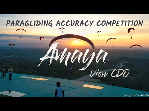 Paragliding Accuracy Competition at Amaya View Cagayan de Oro 4K from YouTube · Duration:  3 minutes 48 seconds