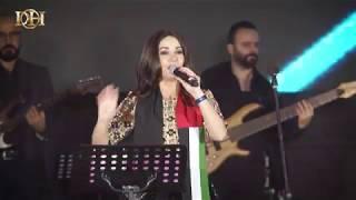ديانا حداد - ميدلي مقلب ,ودي حكي ,الكذاب (العين تحتفل بالإتحاد 46) | 2017
